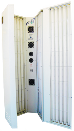 VT20 Vertical Sunbed Hire
